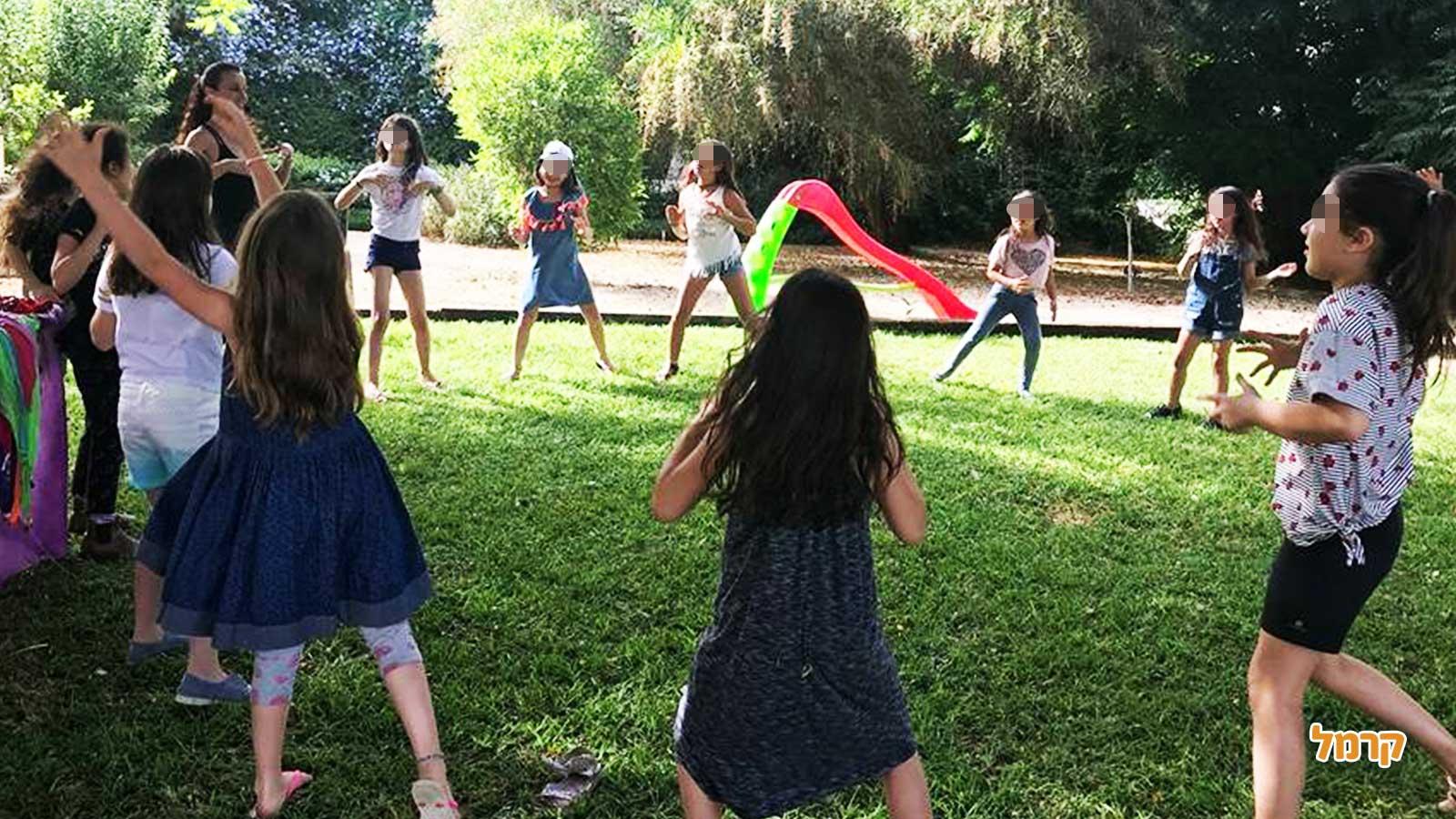 מסיבת בנות רוקדות עם יפעת מאירי - 073-7576493