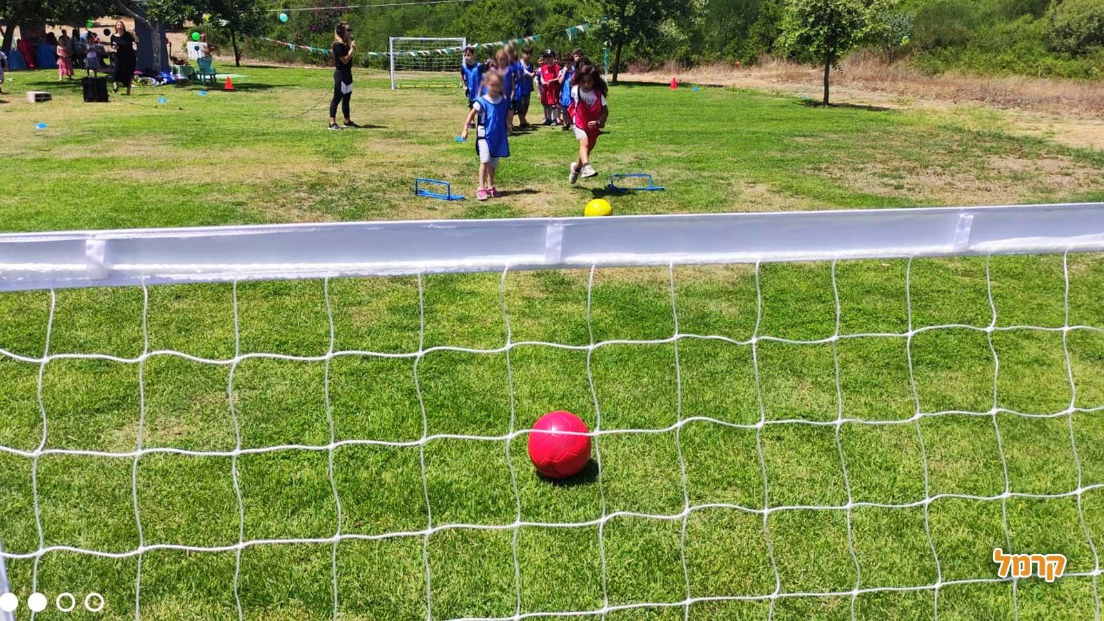 כדורגל לאלופים - חוויה מהליגה הישראלית - 073-7025439