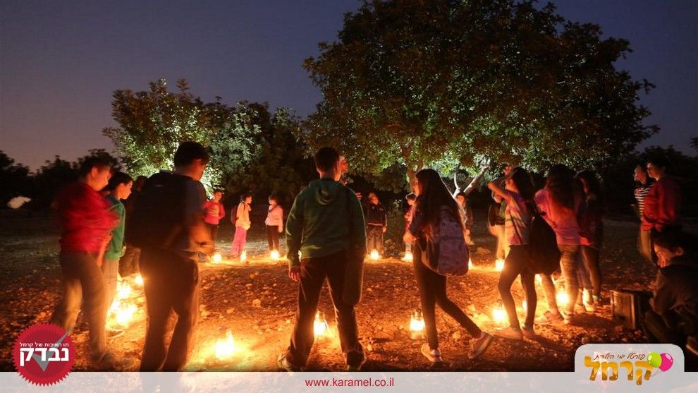 חכמים בלילה - טיולי עששיות - 073-7581965