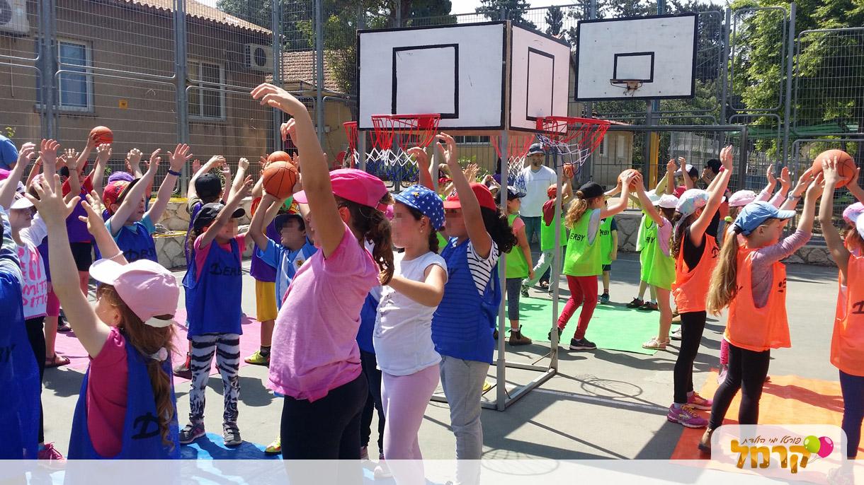מסיבת כדורסל מטריפה - 073-7828032